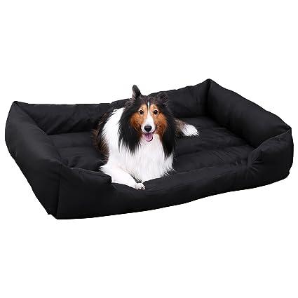 FEANDREA Cama para perro, cesta para perro XXL, cómodo sofá para perro, acogedor