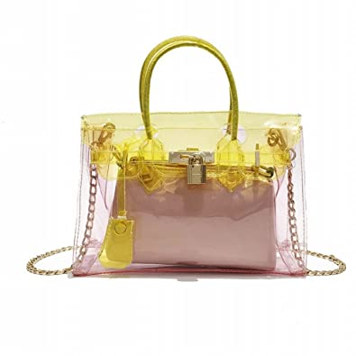 Amazon.com  Padlock Bag Women s designer handbags Top Handle Satchel ... 043e588796