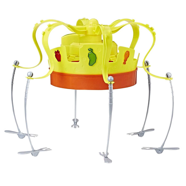 Outtybrave Lustiges Spielzeug Geburtstag Party Spielzeug Chow Crown Lebensmittel Hut