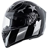 TORC Unisex-adult full-face-helmet-style T15 Motorcycle Helmet With Graphic