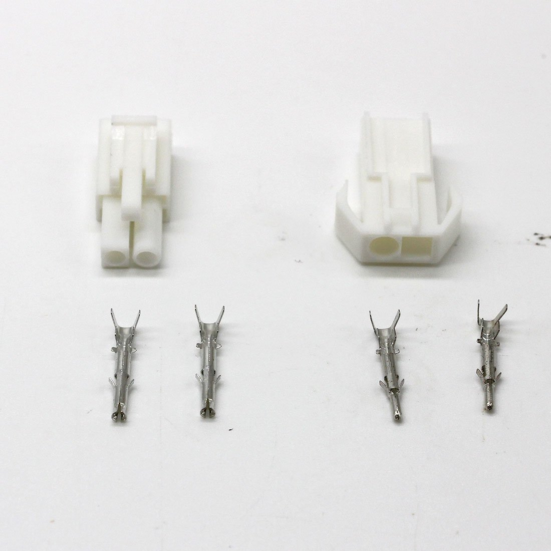 20 sets Small Tamiya connector Set Kits mini Tamiya set EL 4.5MM male Female socket plug with 2P 2 Way/pin ogry