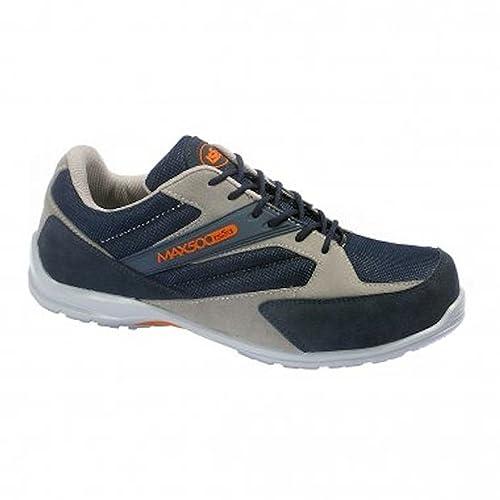 Zapato de seguridad ligero y flexible con puntera de seguridad en composite (46)