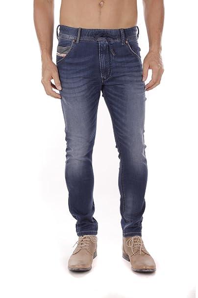 Diesel Krooley-NE 0607R Hombre Jeans JoggJeans (Azul, W26 ...