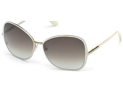 Amazon.com: Tom Ford Mujer Solange tf319 Gafas de sol, Color ...