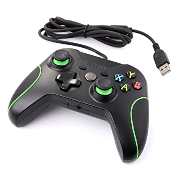 XCSOURCE® Wired Gamepad Controller Joystick para Microsoft Xbox ...