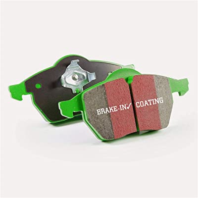 EBC Brakes DP62064 6000 Series Greenstuff Truck and SUV Brake Pad: Automotive