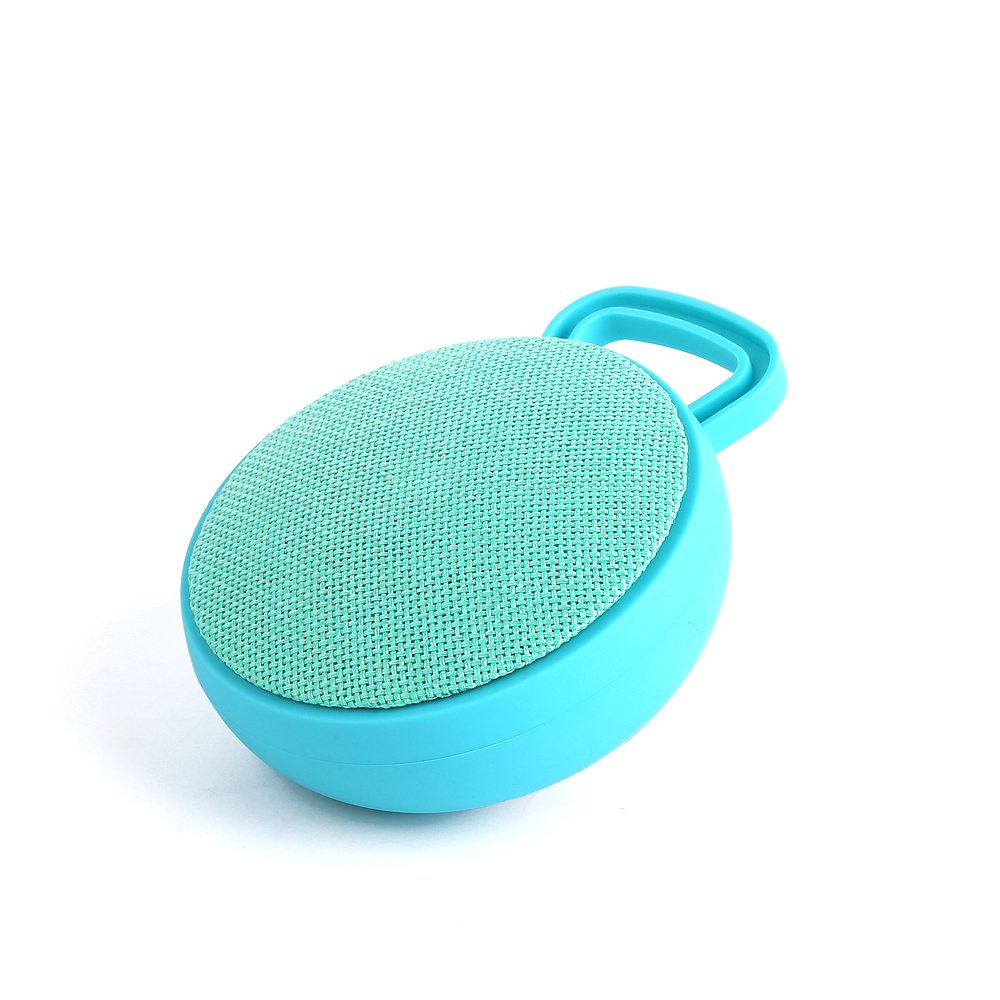Maygadget Bluetooth Speakers Ball,Wireless Portable Bluetooth 4.2,15W Superior Sound with DSP,Stereo Pairing for Surround Sound For Sports,Travel,Shower,Beach,Party (Green)