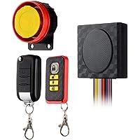 ShinePick Alarma Moto con Mando, Sistema de Alarma