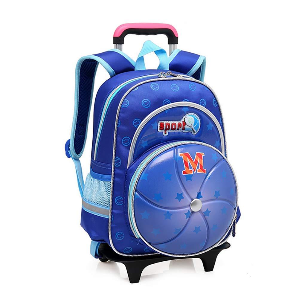 QCC& Kindergarten Junge Mädchen Sicherheit Reflektierend Trolley Schule Rucksack Taschen Mit Rädern Entfernbar Wasserdicht Reisetaschen Für Kinder G