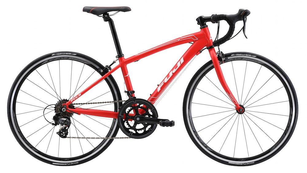 FUJI(フジ) ACE 650 MATT RED 子供用ロードバイク 2018年モデル 18AC65RD MATT RED B075ST8XQZ
