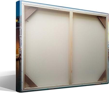 Canvas lienzo bastidor Gran canal de Venecia - Ancho: 75cm - Alto ...