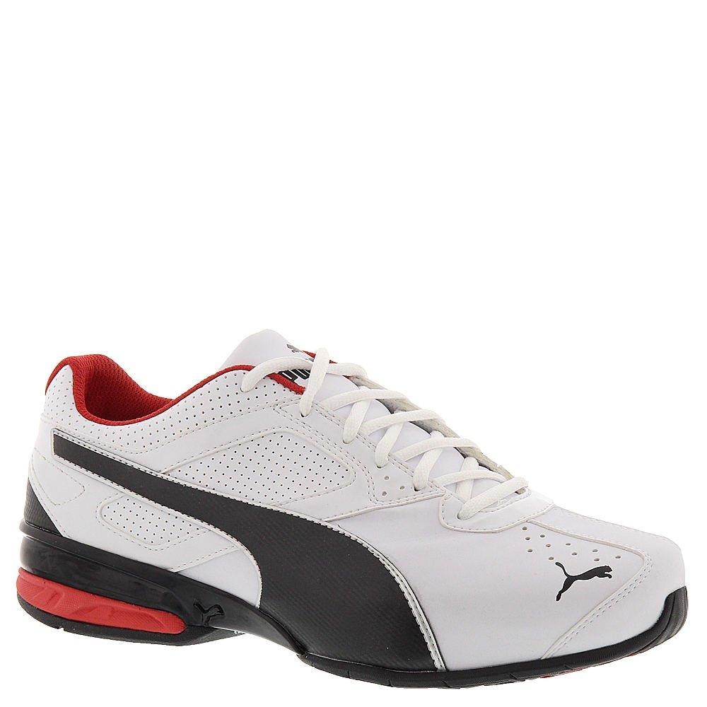 38944c0e9e1 Galleon - PUMA Men s Tazon 6 FM Puma White-puma Black-puma Silver Running  Shoe - 11 D(M) US
