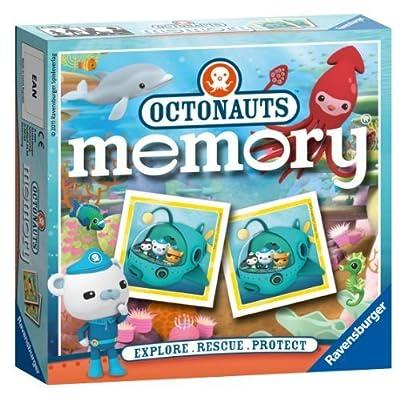 Octonauts Memory Game Explore! Rescue! Protect!