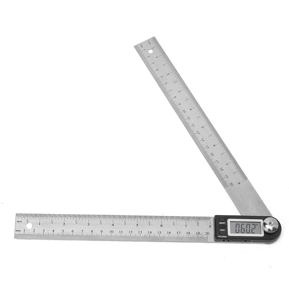 Precision Metal Ruler for Accurate Easy to Read Measurements for Office Engineering Drawings with Conversion Tables 30cm 12inch Geepas Stainless Steel Ruler