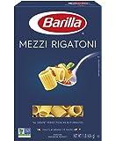 Barilla Pasta, Mezzi Rigatoni, 16 Ounce