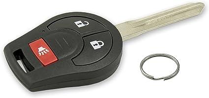 Fits Nissan TWB1U751 OEM 3 Button Key Fob Parts & Accessories