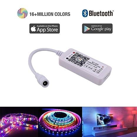 Review Magic Hue Bluetooth RGBW/RGB
