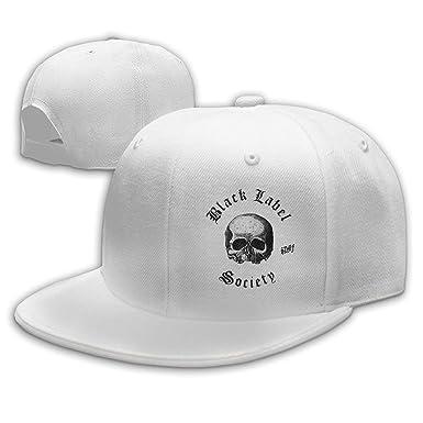Novelcustom Black Label Society Classic Skull Logo Gorras de ...