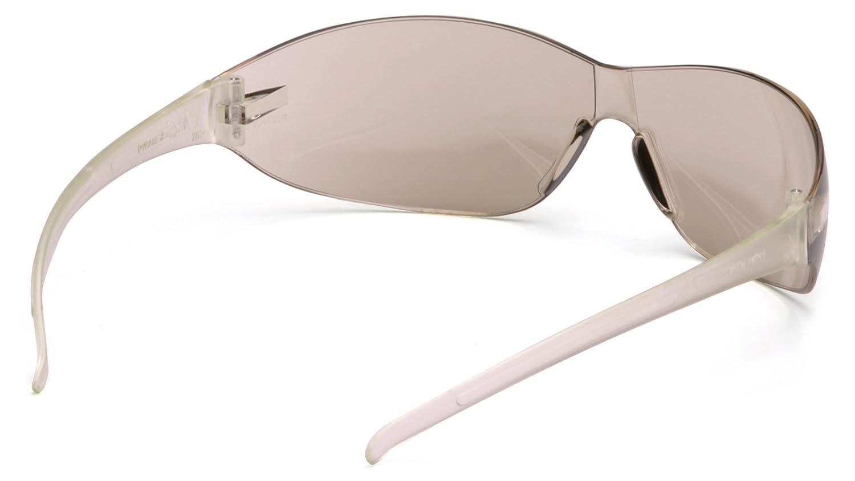 Pyramex Alair Safety Eyewear Silver Mirror Lens With Silver Mirror Frame S3270S