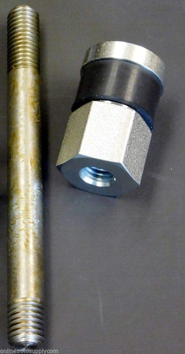 One-Piece Nut and 3031 Stud Kit for Ammco 3000, 4000, 7700 Brake Lathe by Online Auto Supply (Image #1)