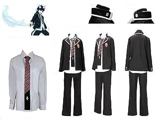 Ao no Blue Exorcist Rin Okumura cosplay costume