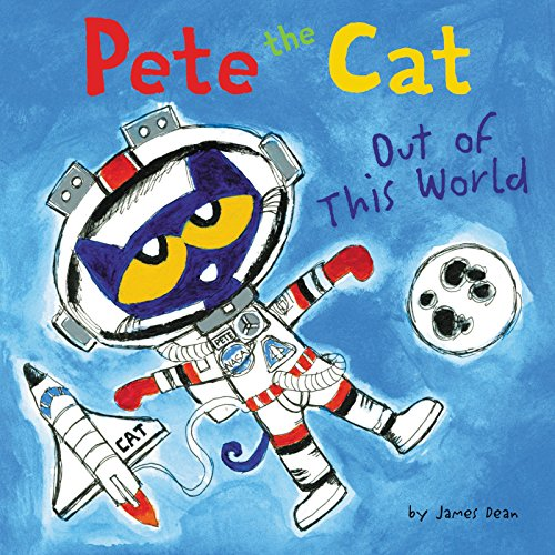 Halloween Costumes Have To Be Scary (Pete the Cat: Out of This)