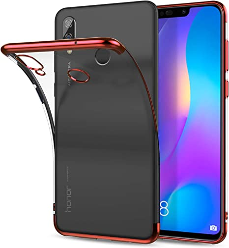 CUSTODIA COVER MORBIDA In Tpu Per Huawei Honor 10 / Honor View 10
