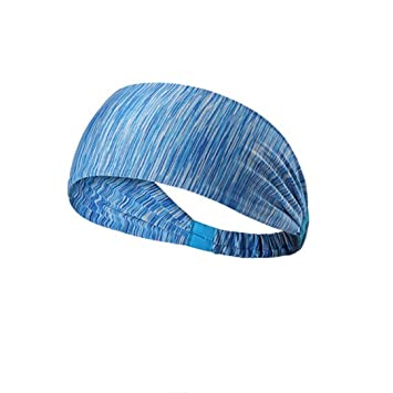 Amazon.com: Turbante Diadema Elástica Ancha Hairband Diadema ...