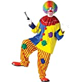Fun World Men's Big Top Clown Costume