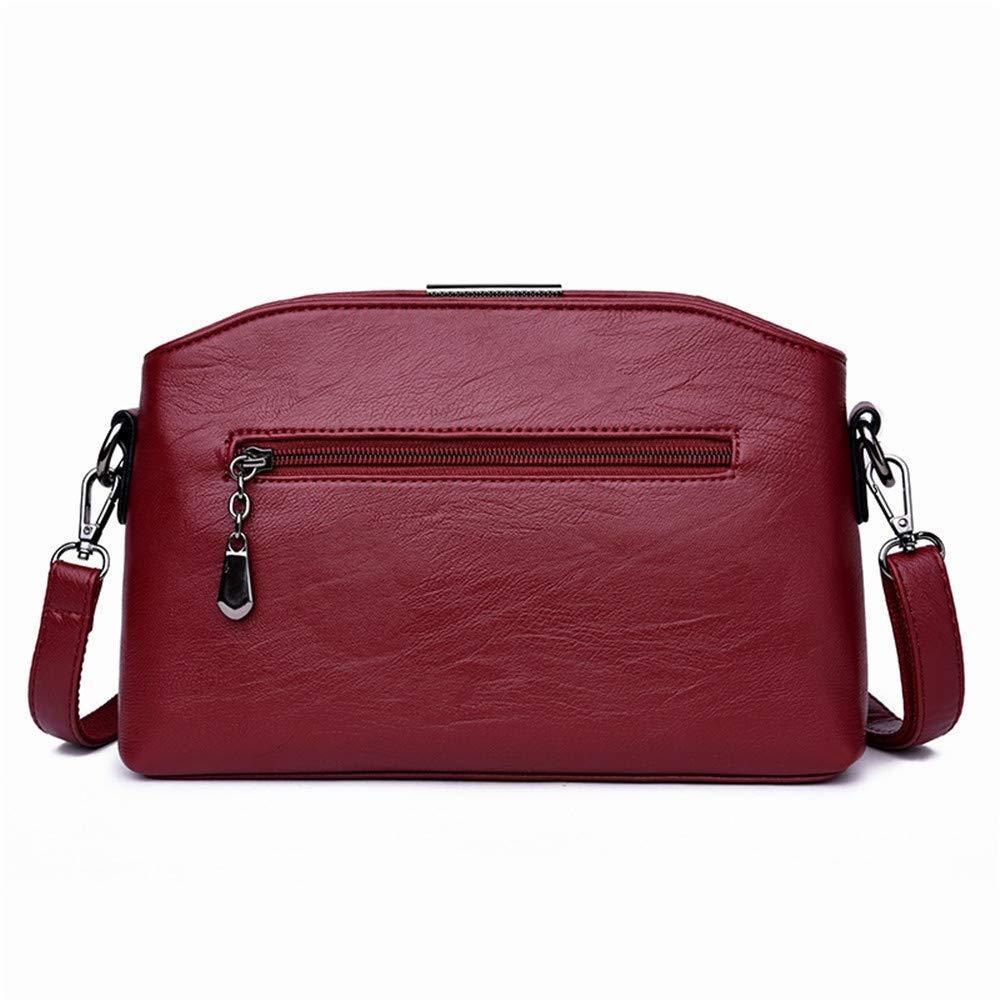 XMY Damentasche Messenger Bag weibliche Mode Schulter Messenger Messenger Messenger Bag große Kapazität Damen Tasche B07HYJQKSZ Umhngetaschen Obermaterial 0bf0b3