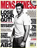 Men's Fitness 2013 July/August (Aon the Cover: Hugh Jackman)