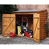 Overlap Maxi Garden Wall Store - MAINLAND UK DELIVERY ONLY