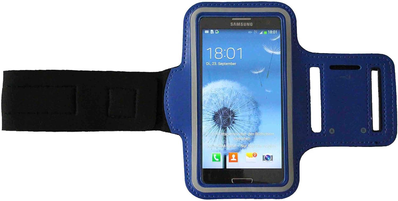 Laufen BSM Grau Sport-Armband Schwei/ßfest Schutztasche f/ür Sony Xperia Z3 Compact Fitness Handyh/ülle Armtasche mit Kopfh/öreranschluss