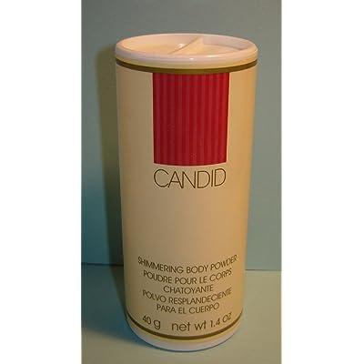 Avon Candid Shimmering Body Powder