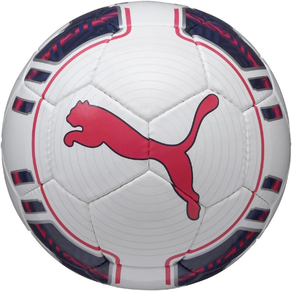 Puma Evopower 5 - Balón de fútbol, Color Blanco y Rosa, otoño ...