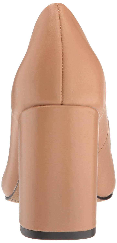 Bella Vita Women's Nara Dress Pump B01MT23F3D 6 W US|Nude
