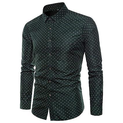 Camisas Cárdigan De Solapa para Hombre Traje De Hombre ...