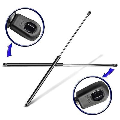 2 x Bonnet Hood Lift Support Gas Struts for Mercedes Benz W220 S350 S430 S500 S600 S55 AMG S65 AMG: Automotive