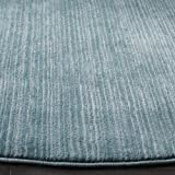 Safavieh Vision Collection VSN606B Aqua Blue Tonal