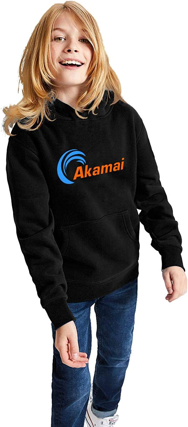 PANZHIHUA Kids Pullover Hoodie Long Sleeve Plus Velvet Lined ComfortSoft Hooded Sweatshirt for Teen Girls Boys