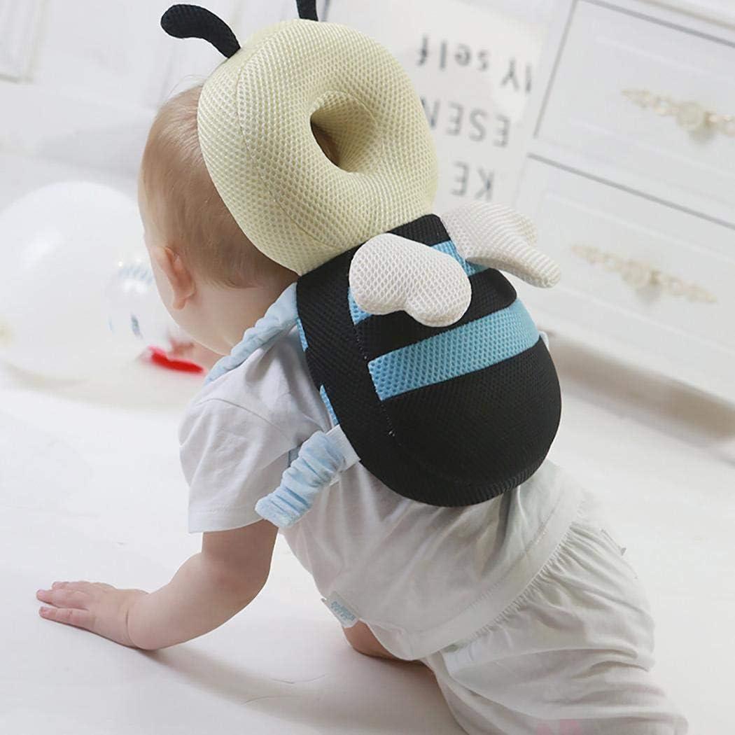 fnemo Baby-Kopfschutz,Kopfschutzkissen f/ür Kleinkinder Baby-R/ückenschutz Verhindert DASS Kleinkinder verletzt Werden