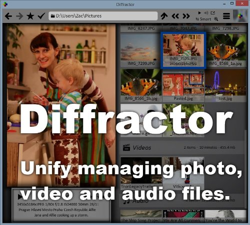 Files Audio M4a (Diffractor [Download])