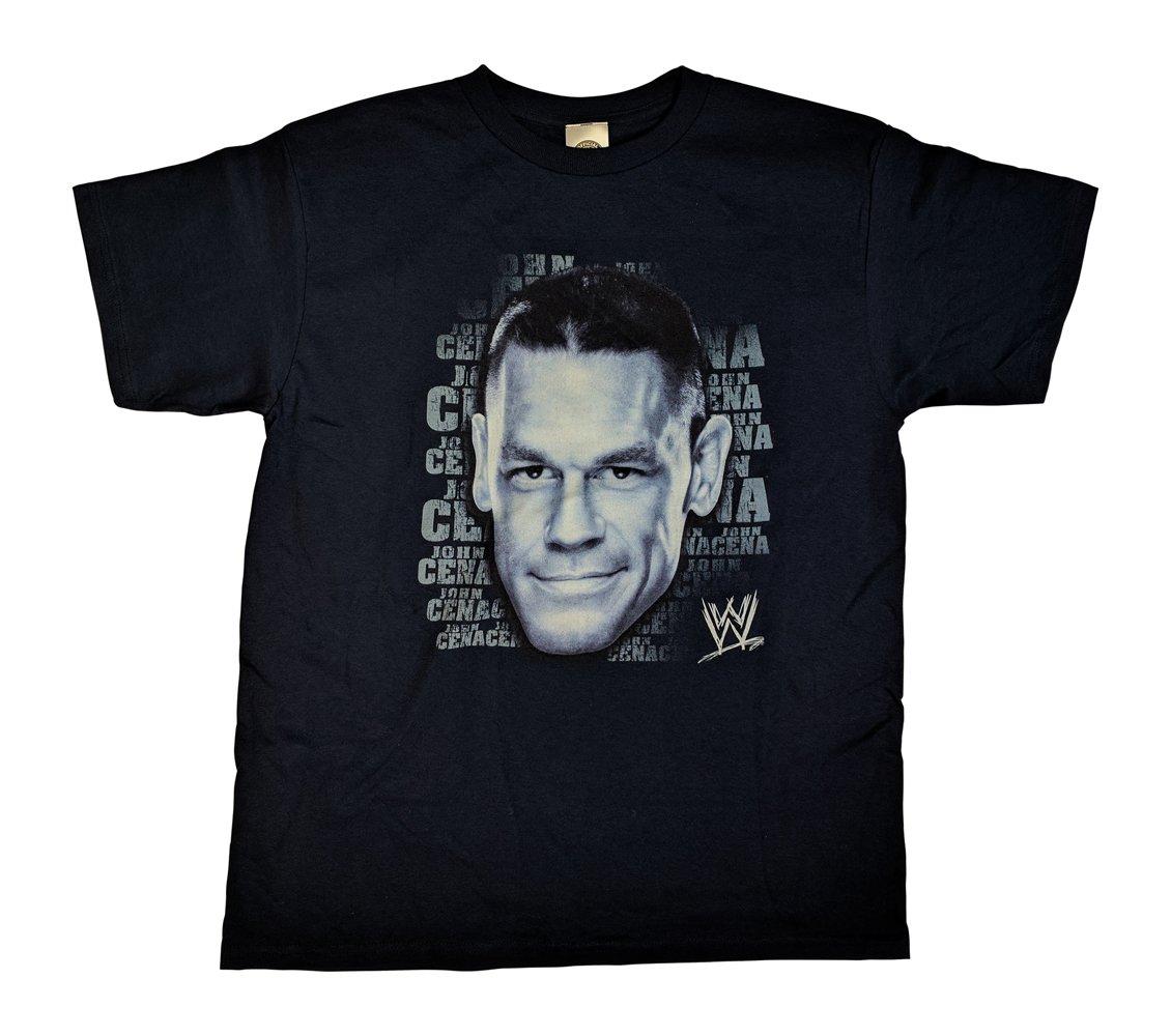 John Cena Big Face WWE T-shirt Boys Juvy Youth Toddler by Freeze