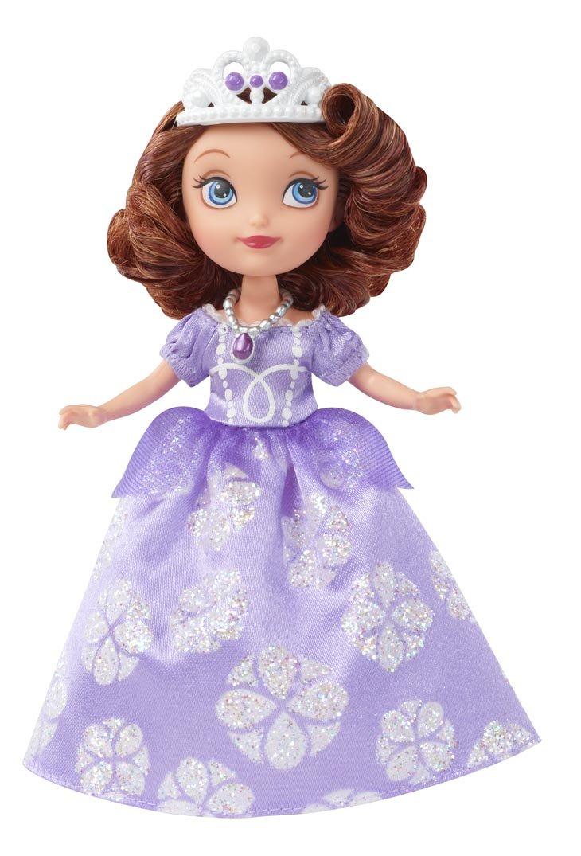 Amazon.com: Mattel Disney Sofia The First Sofia 5-inch Doll: Toys ...