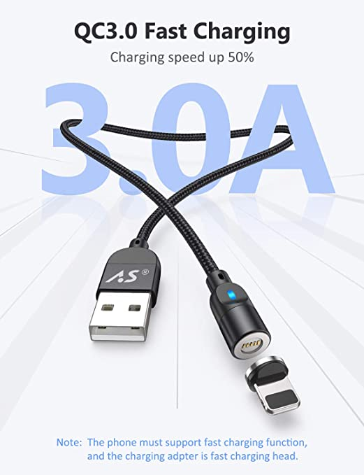 Can Be Charged and Data Transmission Synchronous Fast Charging Cable-Wine Glass with Leaf Charging Cable Round USB Data Cable