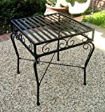 Iron Patio Side Table Review