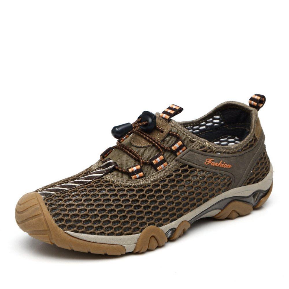 YXLONG Sommer-Neue Männer Beiläufige Sportschuhe Atmungsaktive Luftpolster Schuhe Mesh Mesh Schuhe Laufschuhe Bequeme Tragen Stilvolle Herrenschuhe e6395f