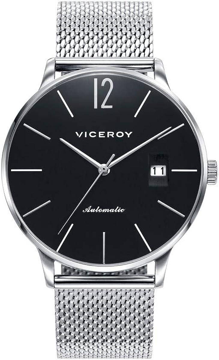 Reloj VICEROY Hombre Acero Inoxidable. AUTOMATICO