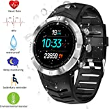 Android Smartwatch Bluetooth,Impermeable Reloj Inteligente ...
