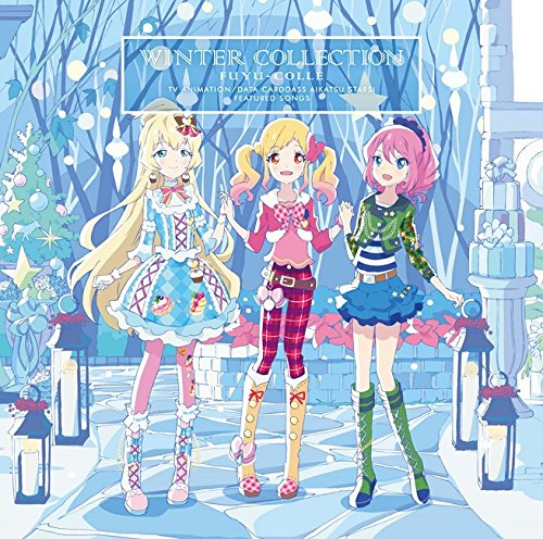 Aikatsu Stars! - Aikatsu Stars! (Anime / Data Carddass) Insert Song Single 3 Fuyu Colle [Japan CD] LACA-15634